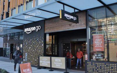 De l'expérience client… en Amérique : Amazon Go