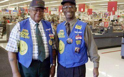 De l'expérience client… en Amérique : Walmart et ses greeters