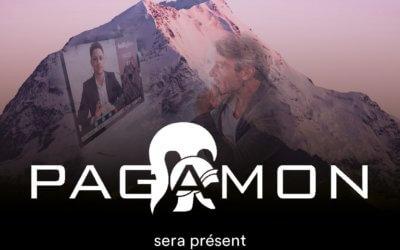 Pagamon Participe aux Winter Online Meetings